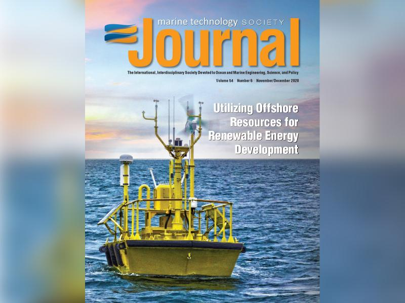 MTSJ cover image of lidar buoys