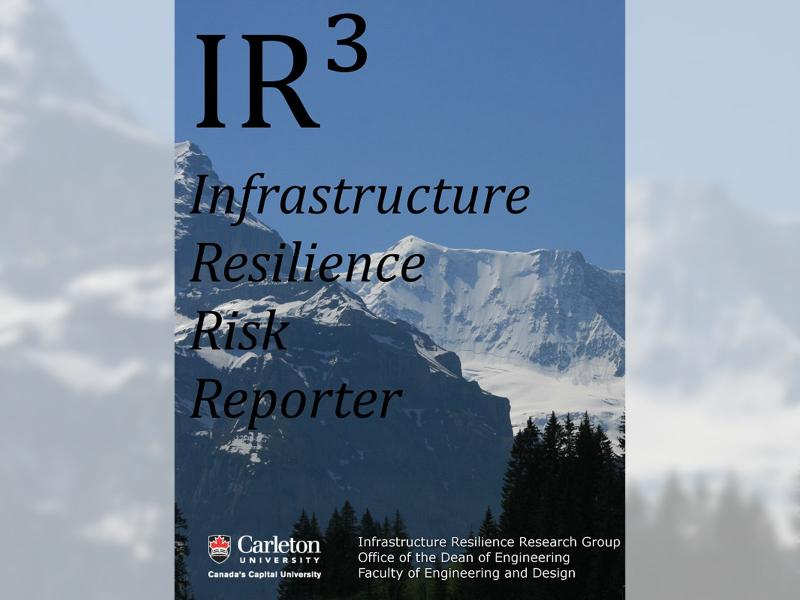 Infrastructure Resilience Research Group Journal